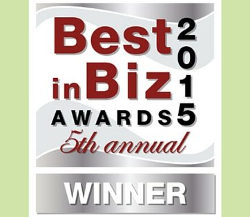 best in biz award careerarc cover