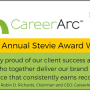 CareerArc Stevie Awards 2018