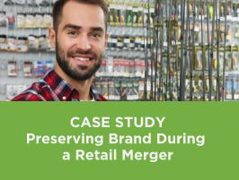Case study: Preserving brand via outplacement during a retail merger