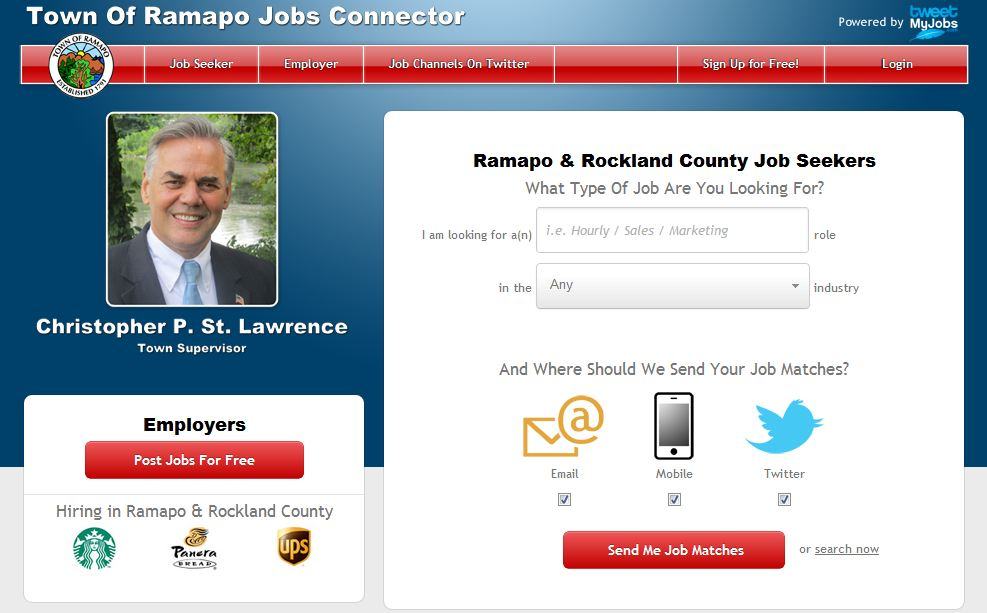 The Ramapo Jobs Connector