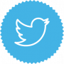 Twitter Stamp icon