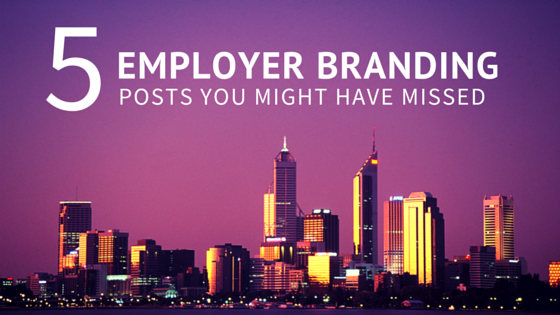Employer branding posts