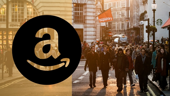 amazon hire 100k holiday season