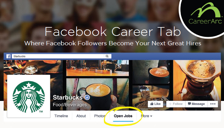 CareerArc Facebook Career Tab