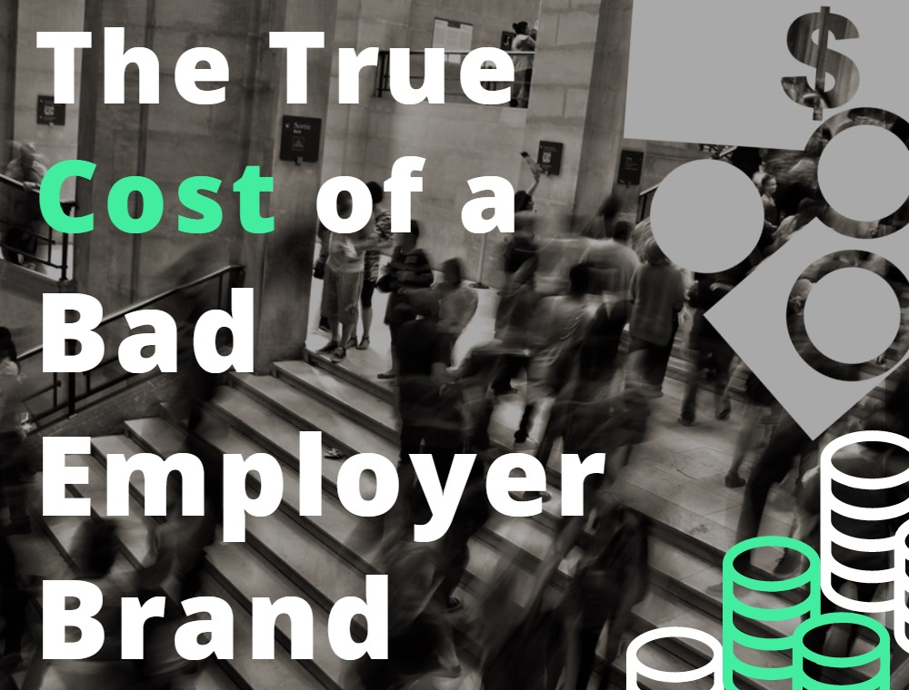cost of bad employer brand