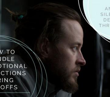 handle emotional employees layoffs