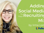 Social Media Recruiting Irma Long