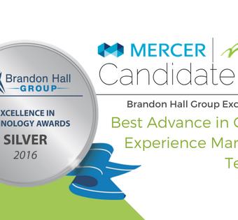 Brandon Hall CareerArc Mercer