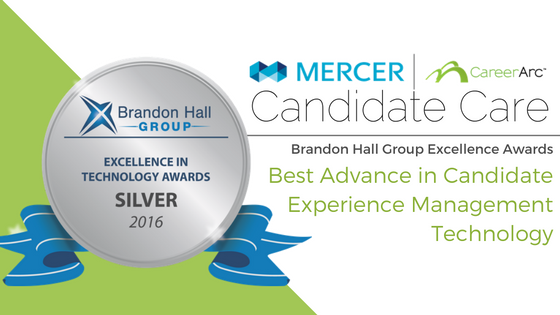 Brandon Hall CareerArc Mercer