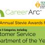 CaeerArc Stevies Finalist Customer Service