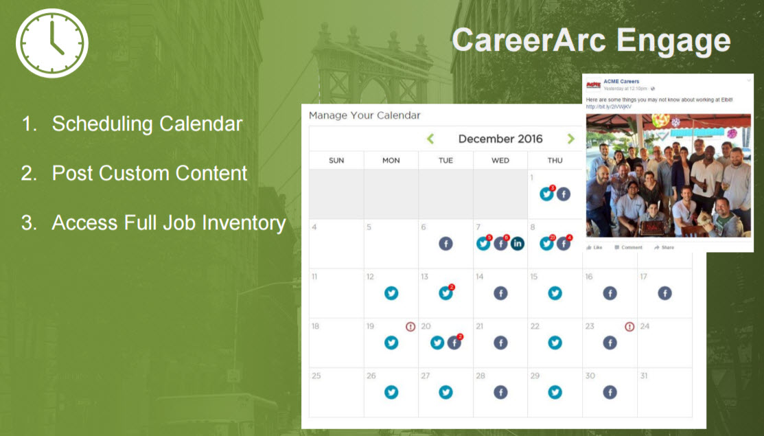 CareerArc Engage