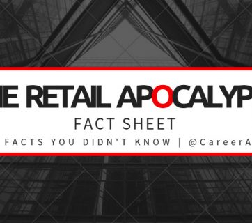 careerarc retail apocalypse 2017 fact sheet