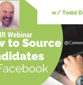 Facebook Sourcing Webinar CareerArc