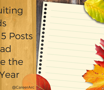 Recruiting Trends 2018: 5 Posts to Read Before the New Year