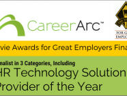 HR Technology Stevie Award Finalist CareerArc