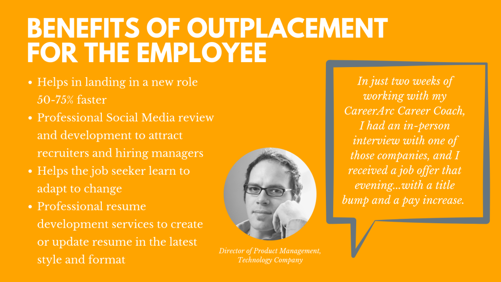 careerarc benefits of outplacement