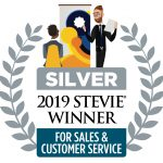 Silver Stevie Award Customer Service CareerArc