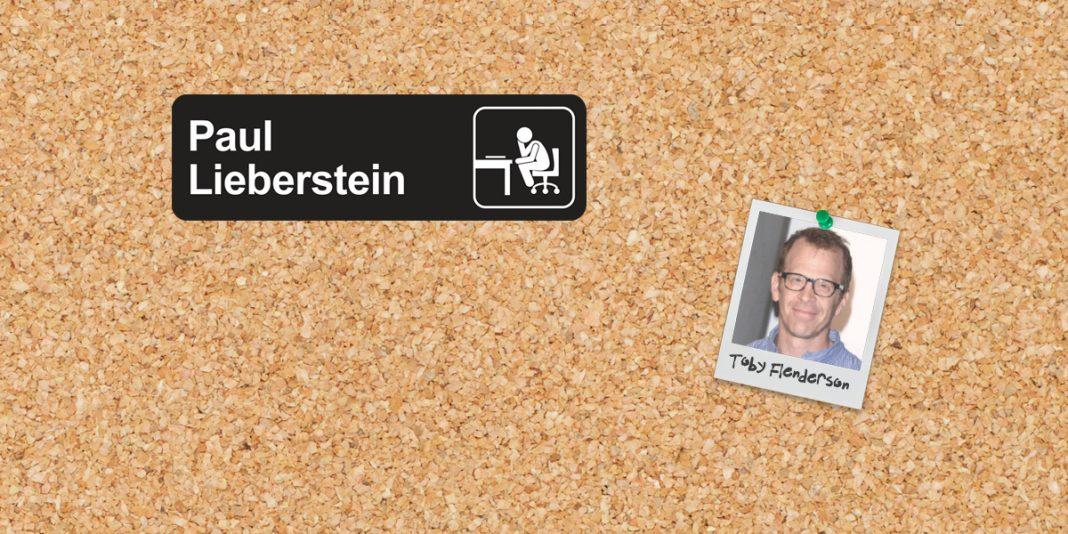 Meet Paul Lieberstein, The Office's Toby Flenderson, at EMBARC