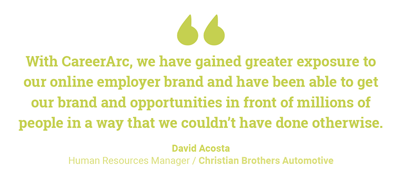 Christian Brothers Automotive quote