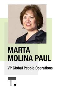 Marta Molina Paul, Head of People, ThoughtSpot