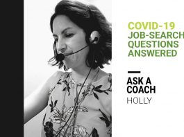 Ask a career coach: Holly provides COVID-19 job search tips