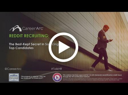 Webinars - Social Recruiting | CareerArc