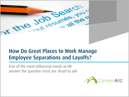 Managing Employee Separations & Layoffs - eBook