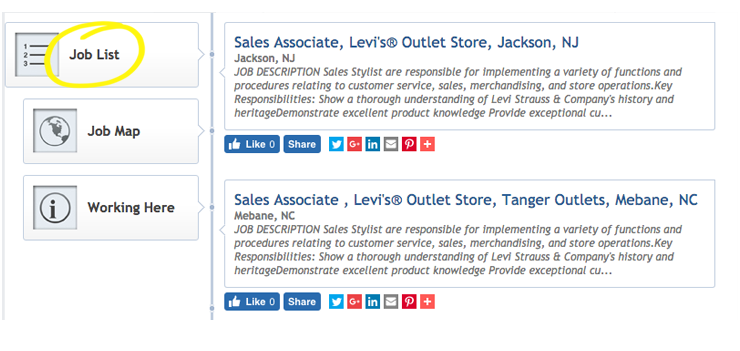 Product Features - Social Recruiting Solution | CareerArc