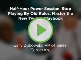 Half-Hour Power Session: Stop Playing By Old Rules. Master the New Twitter Playbook
